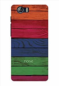 Noise The Woods-Multicolor Printed Cover for Micromax Canvas Turbo A250