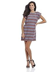 Prym Women's Annabel Dress (1011506306_Pink Mix_Small)