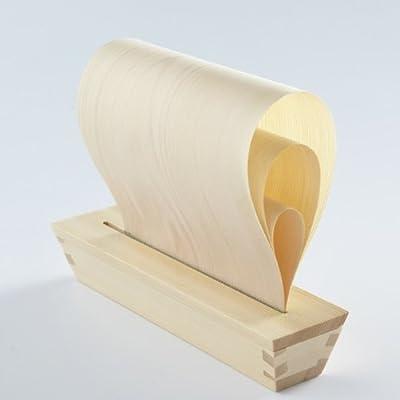 Natural Mast Humidifier Made From Japanese Cypress Hinoki Wood