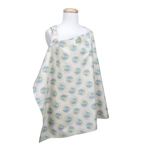 Trend Lab Dr. Seuss The Lorax Nursing Cover, Natural front-290208