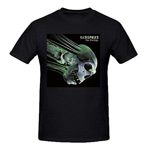 Illdisposed The Prestige Uomo Tee Shirts