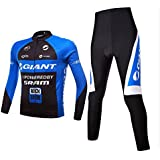 2015 Autumn and Spring Comfortable Outdoor Cycling Sets Made Of Breathable And Quick Dry Fabric-Long Sleeve Jersey And Pant