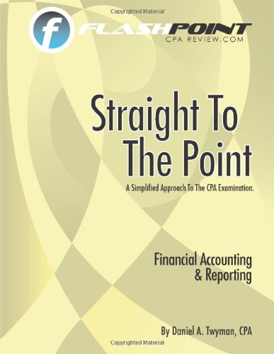 Flashpoint CPA Review - Financial Accounting & Reporting 2010 PDF