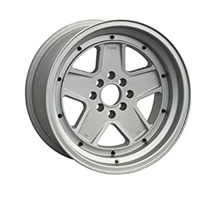 XXR 532 16×8 Flat Silver 4-100/4-114.3 +0mm Wheels