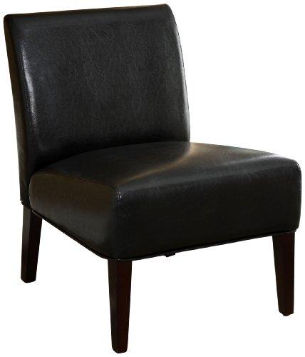 Furniture Of America Idf-Ac6121-Pu Dean Stroke Pattern Fabric Accent Chair front-694958