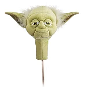 Master Yoda Golf Club Head Cover