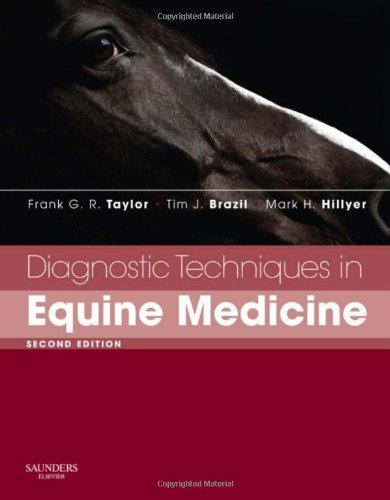 Diagnostic Techniques In Equine Medicine, 2E