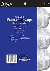 Diane 718 Processing Cap 30-Count