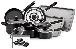 Farberware 14-pc. Cooks View Cookware Set
