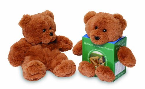 Spa Comforts Hot Teddy front-821146