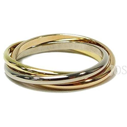 CARTIER カルティエ リング トリニティリング XSモデル 指輪 プレゼント リクエスト 女性 レディース (13)