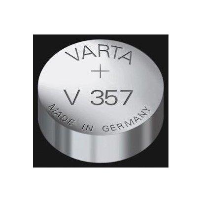 VARTA 357 Pile bouton Varta V357, SR44W, 180mAh