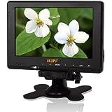 Lilliput Nouveau 7 pouces 667GL HD caméra HDMI LCD moniteur surveiller avec sortie pour canon 550D 600D 60D 7D 5D etc HDMI, YUV, entrées vidéo RCA pour les caméras vidéo professionnelles