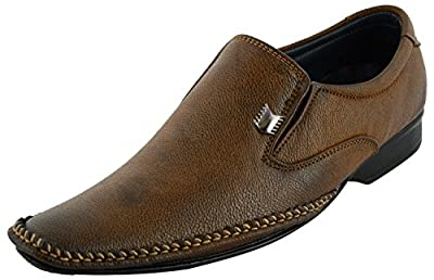 Lee Graim Men's Leather Looks Formal Shoes