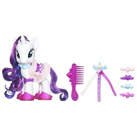 My Little Pony Fashion Style Rarity by Hasbro