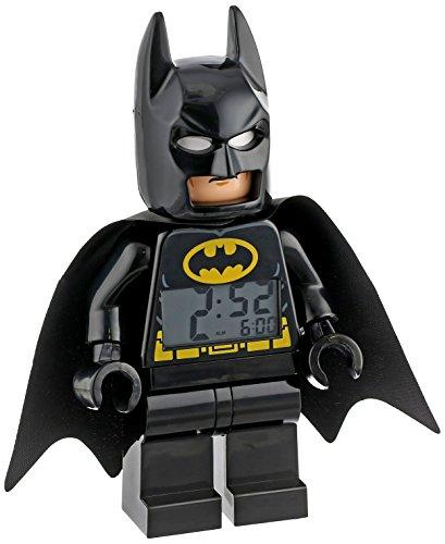 LEGO Kids' 9005718 Super Heroes Batman Alarm Clock - Lego