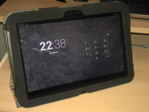Google Nexus 10 Wi-Fi Tablet 16GB (Android 4.2 Jelly Bean) by Samsung - 米国保証 - 並行輸入品