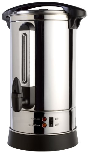 ProChef PU100 Professional Series Stainless Steel 100 Cup Insulated Hot Water Urn (One Cup Hot Water Heater compare prices)