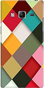 DailyObjects Colorful Jam Case For Samsung Galaxy Z3