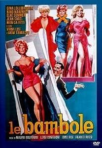 Bambole ) ( Monsignor Cupid ), The Dolls, Le Bambole, Monsignor Cupid