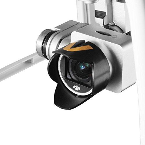 Aboom-Tulip-Flower-Petal-Lens-Hood-Lens-Shade-for-DJI-Phantom-4-and-Phantom-3-Standardprofessional-and-Advanced