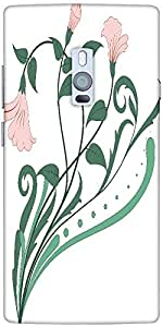 Snoogg Creative Vintage Flourish Solid Snap On - Back Cover All Around Protec...