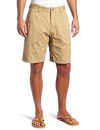 Mountain Khakis Men\'s Teton Twill Short Relaxed Fit, Retro Khaki, 38