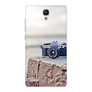 Special Camera on Rock Multicolor Back Case Cover for Redmi Note