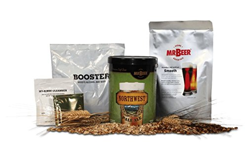 Mr. Beer Klondike Gold Homebrewing Beer Refill Kit (Mr Beer Refill Lme compare prices)