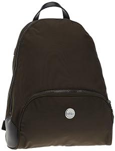 Kipling  HARSY Backpack Handbags Womens  Gray Grau (Winter Exotic) Size: 26x34x12 cm (B x H x T)