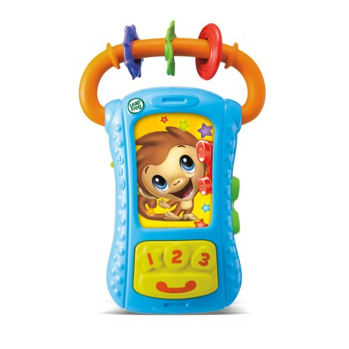 Leapfrog Lil' Phone Pal Phone front-906406