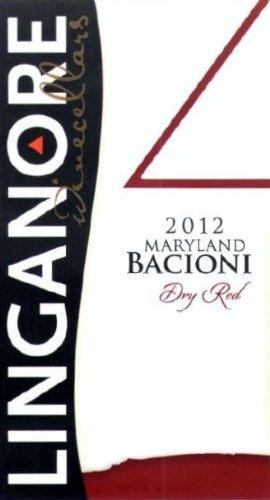 2012 Linganore Bacioni Red Blend 750 Ml