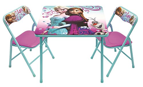Frozen Activity Table Set (Frozen Table And Chair Set compare prices)