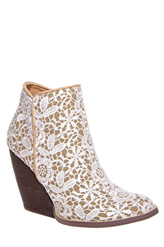 Talluah Wedge Bootie