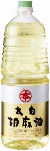 Maruhon Taihaku sesame oil 1650 g