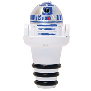 Underground Toys Star Wars R2-D2 Bottle Stopper