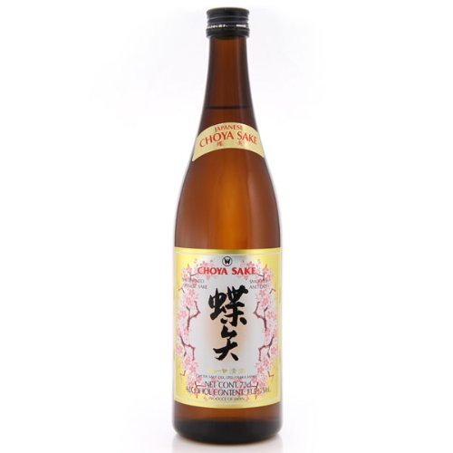 75cl Choya Sake (Case of 6)