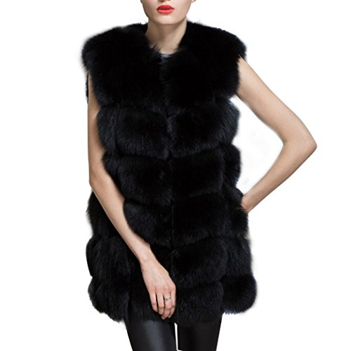 CRAVOG-2016-Mode-Femme-Gilet-Dhiver-en-Fourrure-Fausse-Chaud-Parka-Manteau-Sans-Manche-Pardessus-veste-Outwear