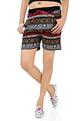 Women's Cotton Shorts By Just4You