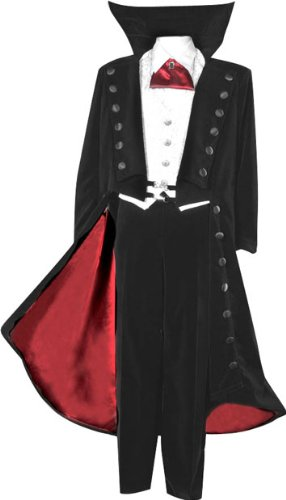 Men's Medium Dracula Theater Costume