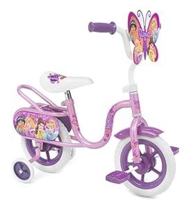 Amazon Com Disney Princess 10 Inch Kids Bike Single