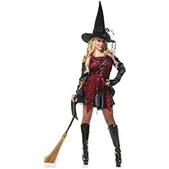 Elegant Witch Adult Halloween Costume