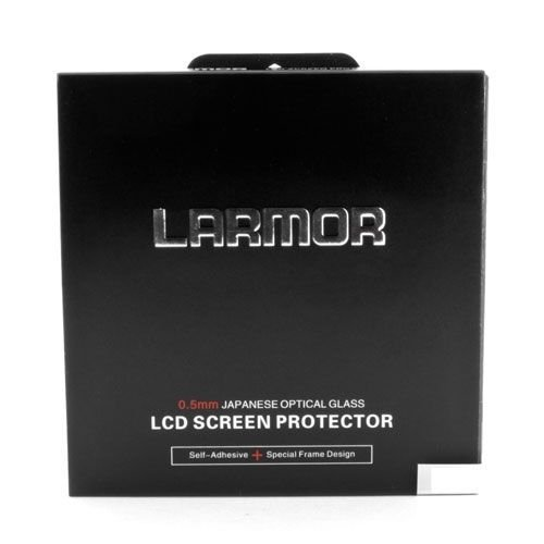 Larmor Ggs Self-Adhesive Optical Glass Lcd Screen Protector For Olympus E-P5 Ep5