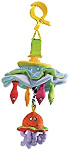 TAF TOYS OUTDOOR MOBILE SEA DESIGN KIDS MUSICAL STROLLER ACTIVITY TOY NEW