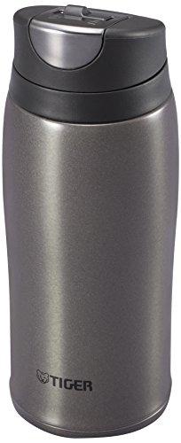 TIGER 水筒 ステンレスタンブラー 真空断熱 ガンメタリック 0.36L MCB-H036-HG