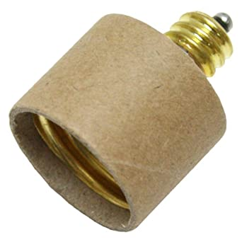 Westinghouse 22411 - Candelabra Screw (E12) to Medium Screw (E26) Enlarger
