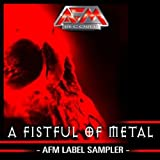 "A Fistful Of Metal - Label Samplervon ""Various artists"""