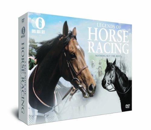 LEGENDS OF HORSE RACING  (COFFRET DE 6 DVD)