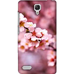 Printing Geeks Designer Floral Printed Back Cover Case For Redmi Note4