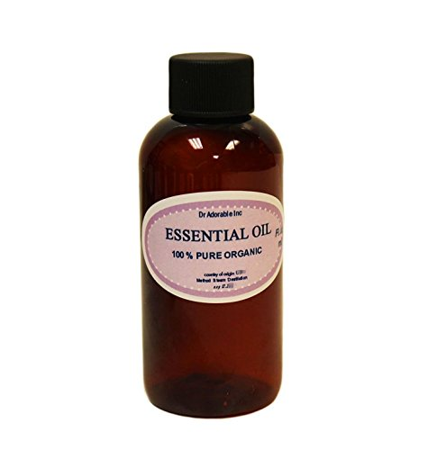 Palmarosa Essential Oil 100% Pure Organic 4.4 Oz/140 Ml